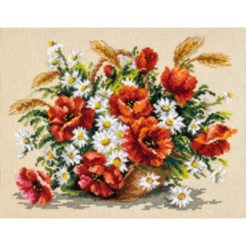 Chudo Igla Bouquet of wildflowers
