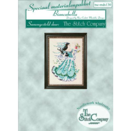 The Stitch Company Mirabilia 130 - Biancabella - spec. mat.