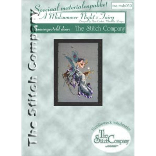 The Stitch Company Mirabilia 030 - A Midsummer Night's Fairy - spec. mat.