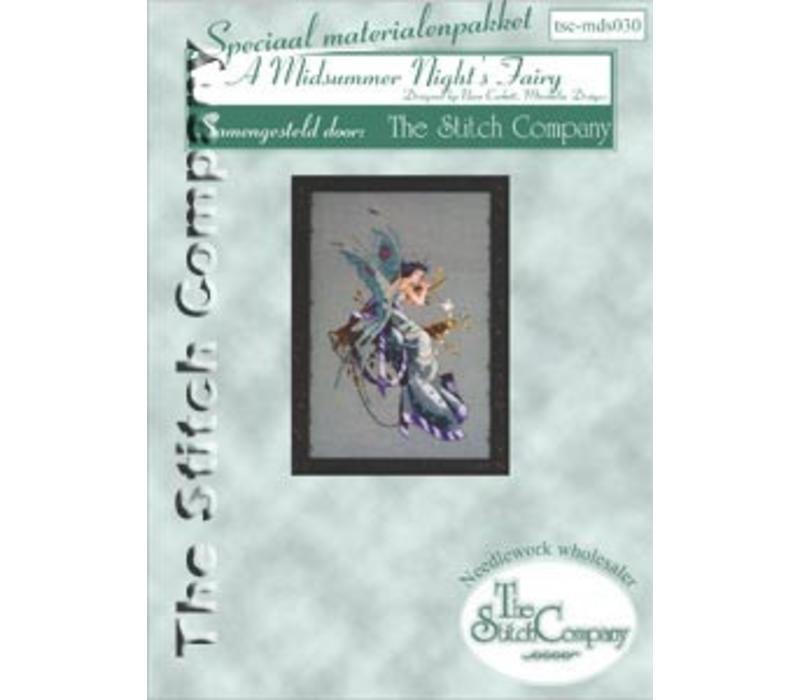 A Midsummer Night's Fairy - spec. mat.