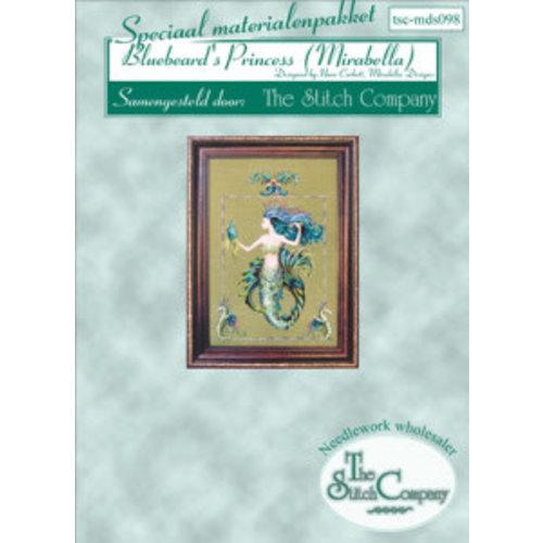 The Stitch Company Mirabilia 098 - Bluebeard's Princess - spec. mat.