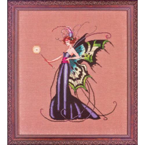 Mirabilia  Mirabilia 122 - August Peridot Fairy - patroon