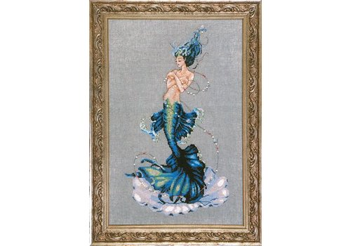 Mirabilia  Aphrodite Mermaid - patroon