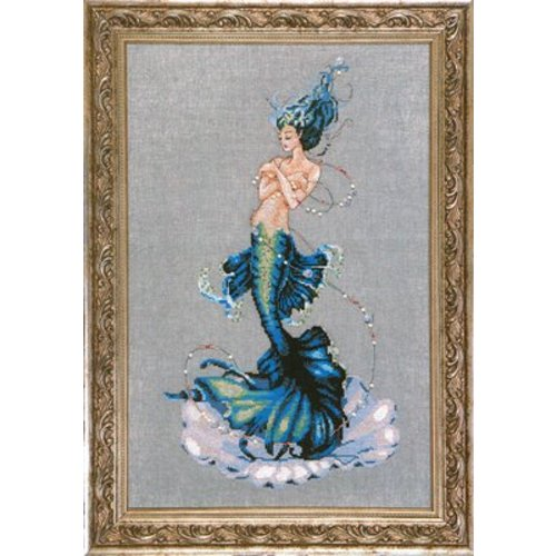 Mirabilia  Mirabilia 144 - Aphrodite Mermaid - patroon