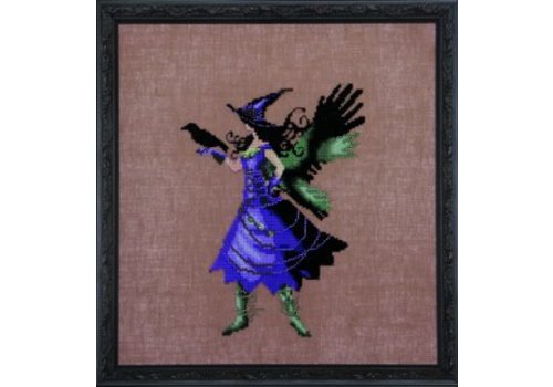 Nora Corbett Bewitching Collection - Cleo - patroon