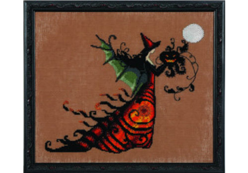 Nora Corbett Bewitching Collection - Electra - patroon
