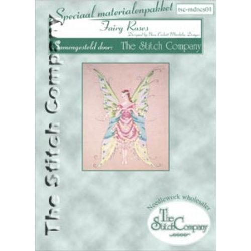 Nora Corbett Nora Corbett 001 - Fairy roses- spec. mat.