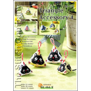 Shiny Room Triangle Accessory 4