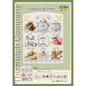 Soda Stitch Cookie Time