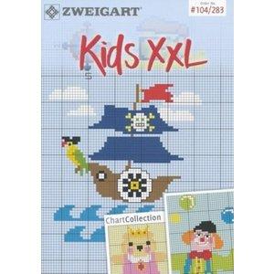 Zweigart Borduurboekje Zweigart - Kids XXL