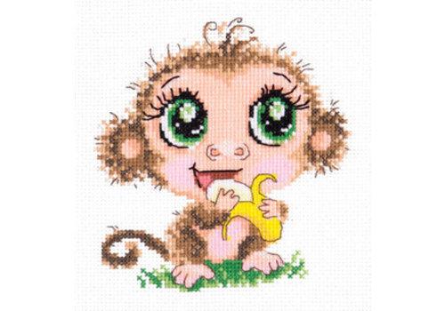 Chudo Igla Baby monkey