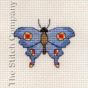 Mouseloft Borduurpakket Fancy Butterfly - Mouseloft