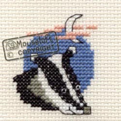Mouseloft Borduurpakket Badger - Mouseloft