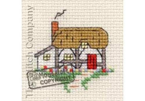 Mouseloft Borduurpakket Cottage - Mouseloft