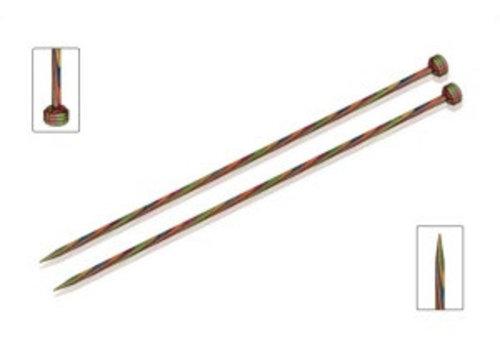 KnitPro Knitpro Symfonie - hout met knop 35 cm - 12 mm