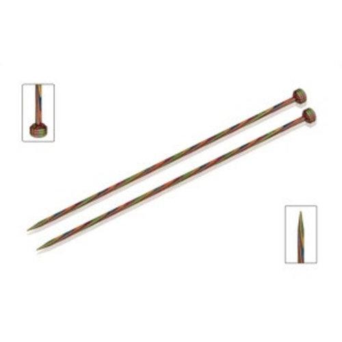 KnitPro Symfonie - hout met knop 35 cm - 3,75 mm
