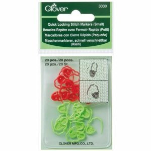 Clover Steekmarkeerders - Quick Locking Stitch Markers (small)