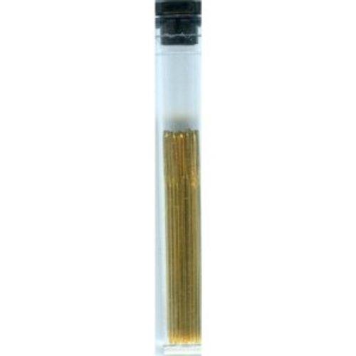 Permin of Copenhagen Permin - Borduurnaald #22 gold zonder punt