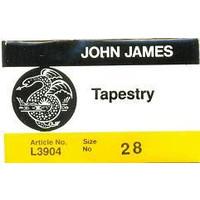 John James - Borduurnaald #26 zonder punt