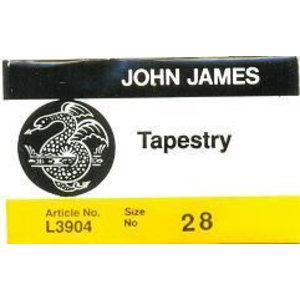 John james John James - Borduurnaald #26 zonder punt