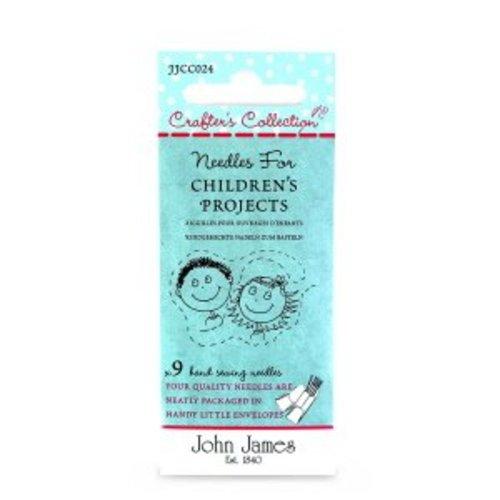 John james John James - Set kindernaalden (3 soorten)