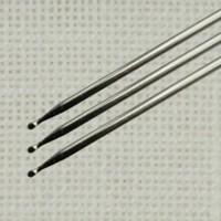 Bolletjesnaald nummer 40 - 0,7 x 40 mm (3 stuks)