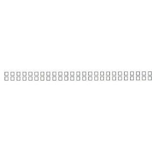 Pako Codekaarten voor needle organizer en garenhouder