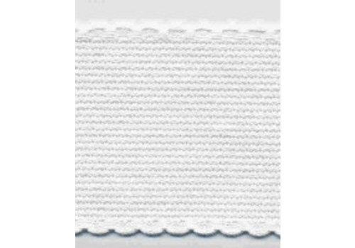 Restyle Aidaband 5 cm - wit