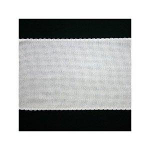 Restyle Aidaband 7 cm - wit