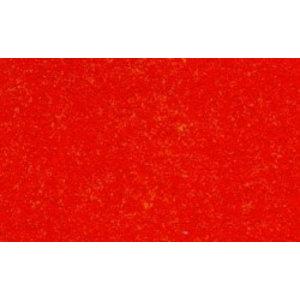 Restyle Vilt rood met goud (kleine spikkeltjes)