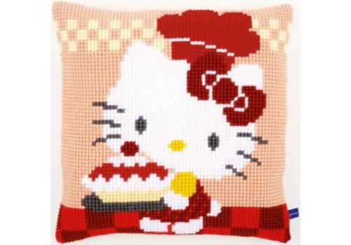 Vervaco Hello Kitty: Ik bak taartjes I