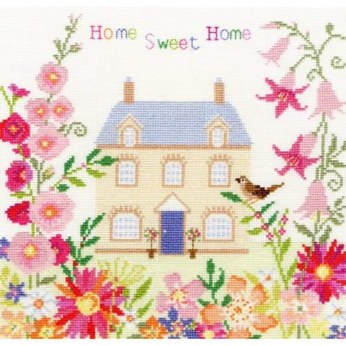 Bothy Threads Friends & Family - Home Sweet Home - Bothy Threads