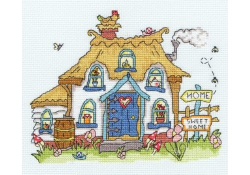 Bothy Threads Sew Dinky - Cottage - Bothy Threads