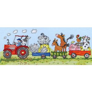 Bothy Threads Fun! - Old McDonald - Bothy Threads