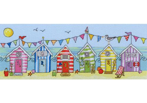 Bothy Threads Fun! - Beach Hut Fun - Bothy Threads