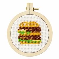 Burger - mini hoop