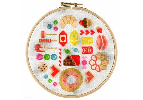 Stitchonomy  Snoepjes - hoop