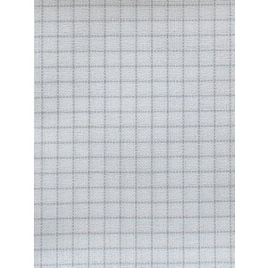Zweigart Easy Count Brittney Lugana 28 ct, White 50x70 cm