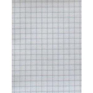 Zweigart Easy Count Brittney Lugana 28 ct, White 140 cm
