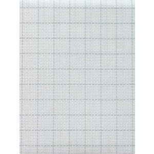 Zweigart Easy Count Aida 16 ct, White 50x55 cm
