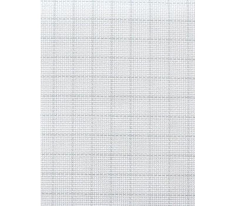 Easy Count Aida 18 ct, White 110 cm