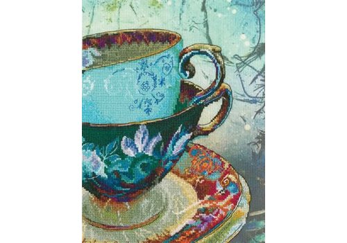 RTO Antique Porcelain (met bedrukte achtergrond)