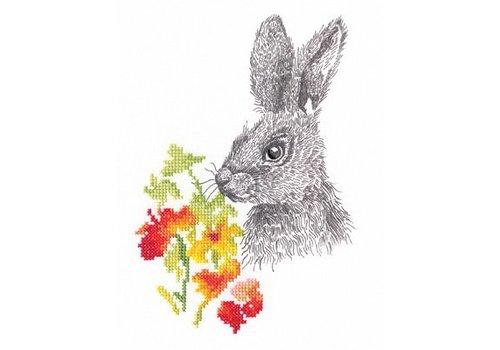 RTO Borduurpakket Fairy Tales of the Old Forest - Rabbit - RTO