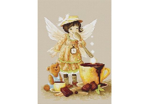 Luca-S Borduurpakket Chocolate Fairy - Luca-S