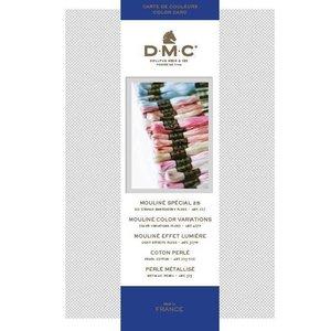 DMC DMC Kleurenkaart