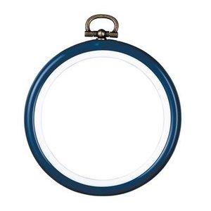 Vervaco Kunststoflijst donkerblauw Ø 7,5 cm (p.1st)