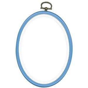 Vervaco Kunststoflijst blauw 10x14 cm (p.1st)