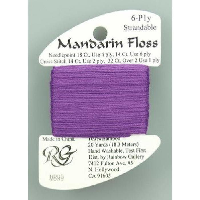 Rainbow Gallery Mandarin Floss
