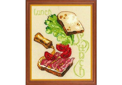 RIOLIS Borduurpakket Lunch