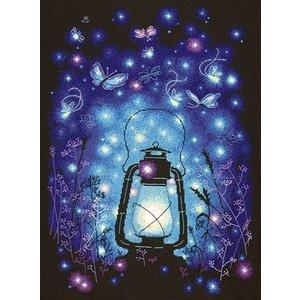 Chudo Igla Borduurpakket Magic light